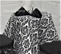 Table Runenrs Maltese Damask
