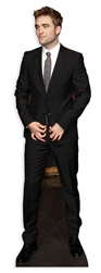 Robert Pattinson Lifesize Cardboard Cutout