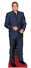 life size george clooney blue suit red carpet cardboard cutout