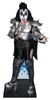 Star Cutouts Ltd CS550 Gene Simmons  Kiss Cardboard Cutout Perfect for Music Fans, 1970s Theme Parties and Events Height 186cm