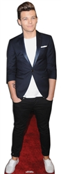 louis tomlinson life size cardboard cutout