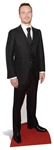 life size michael fassbender red carpet suit and tie cardboard cutout