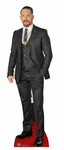 Lifesize cut out of Tom Hardy wearing waistcoat Peaky Blinders, Taboo,