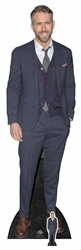 Ryan Reynolds Smart Casual Suit