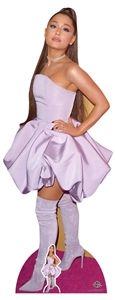 Lifesize Carboard Standee Ariana Grande American Singer Songwriter