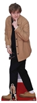 Star CutoutsCS800 Lewis Capaldi Scottish Singer Songwriter Large Fun Cardboard Cutout Perfect for Celebrity Parties, Gifting, Weddings and Events Height 174cm 5ft 8in with free table top cutout