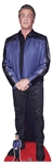 CS831 Sylvester Stallone Lifesize Cardboard Cutout with Free Mini Standee