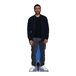 CS862 Oscar Issac Actor Lifesize Cardboard Cutout With Free Mini Standee