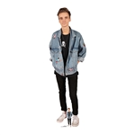 CS868 Joe Sugg Presenter Lifesize Cardboard Cutout With Free Mini Standee