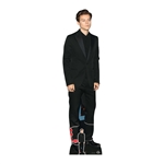 CS886 Harry (Black Suit) Lifesize Cardboard Cutout with Free Mini Standee