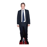 CS919 Hugh Grant (Tie) Life Size  Cardboard Cutout with Free Mini Standee
