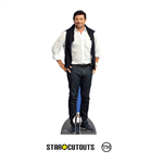 Star Cutouts CS921 Patrick Bruel (Casual) Lifesize Cardboard Cutout/Standee/Standup Perfect for Parties, Fans, Displays and Collectors Height 182cm Width 73cm