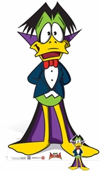 Count Duckula Lifesize Carboard Cutout
