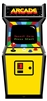 Star Cutouts Ltd SC1025 80's Colour Golden Age Video Arcade Game Perfect for 1980s Parties, Displays and Events Height 184cm