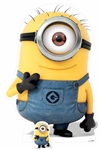 Carl – Minion Smiling