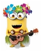 Hawaiian Guitar Dave Minion Star-Mini