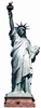 Star Cutouts Statue of Liberty Large Cardboard Cutout