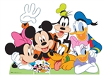 Mickey Mouse and Friends Group