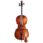 Star Cutouts Cello Musical Theme Cardboard Cutout