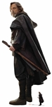 Luke Skywalker (The Last Jedi) Star Wars Lifesize Cardboard Cutout
