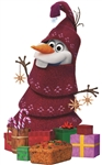 Christmas Olaf Frozen Adventure Disney