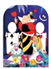 Star Cutouts Alice in Wonderland Queen of Hearts Brilliant stand in, fun an interactive featuring character favourites White Rabbit, Alice, Playing Cards and of course The Queen of Hearts.