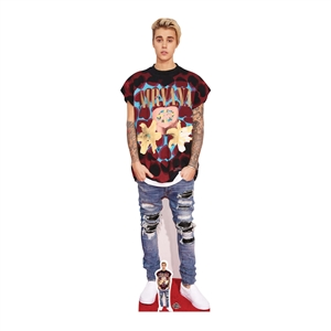Justin Bieber (Ripped Jeans)