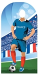 Star Cutouts France (World Cup Event Football Stand-IN)