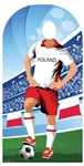 Poland (World Cup Football Stand-IN)