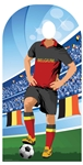 Star Cutouts Belgium (World Cup Football Stand-IN)