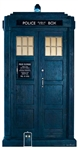 13th Doctor Who The Tardis (2/3 LIFE SIZE)  Iconic Time Travel