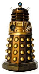 Star Cutouts Ltd SC12 Dalek Caan Lifesize Cardboard Cutouts Perfect for Doctor Who Parties, Events and Scene Setters Height 173cm