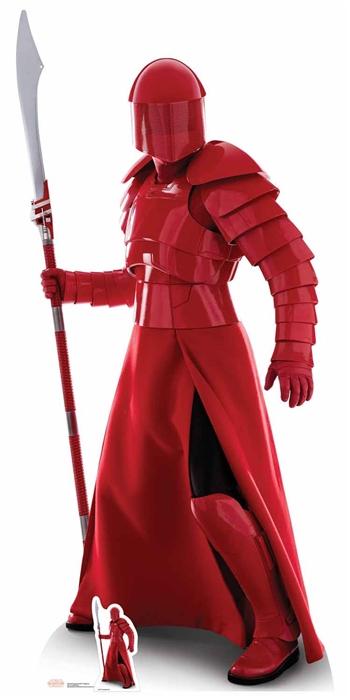 Praetorian Guard Naginata The Last Jedi Star Wars