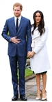 Prince Harry & Meghan Markle (Star-Mini)