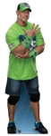 Star Cutouts SC1241 WWE  John Cena Cardboard Lifesize Cutout Perfect for fans of wrestling and John Cena's You Can't See Me 185cm/6ft Tall  World Wrestling Entertainment WWE