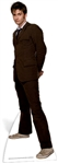 The Doctor David Tennant (Brown Suit) Cardboard Cut