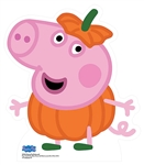 Star Cutouts George Pig (Peppa Pig Halloween)