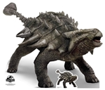 Lifesize Cut Out Jurassic World Official Jurassic World Ankylosaurus Dinosaur