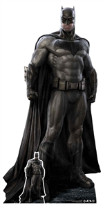 Manufactured by Star Cutouts Because I'm Batman Ben Affleck Official Lifesize Cardboard Cutout