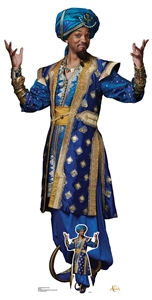 Star Cutouts Genie (Will Smith - Live Action)
