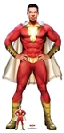 Star Cutouts Shazam Cape Stylised (Zachary Levi) Lifesize Cardboard Cutout