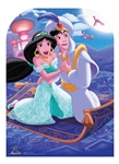 Star Cutouts Aladdin Scene Magic Carpet  (Classic) Not Stand In