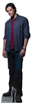 Star Cutouts Sam Winchester Red Shirt (Jared Padalecki Supernatural)