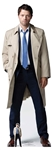 Star Cutouts Castiel (Supernatural) Misha Collins (Supernatural)
