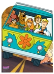 Star Cutouts SC1357 Scooby Doo Mystery Machine Cardboard Cutout Van  Stand-In Perfect for theme Parties, Fans and Events 134cm Tall