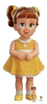 Star Cutouts Disney Official Gabby Gabby Doll Yellow Dress Toy Story 4 Lifesize Cardboard Cutout