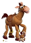 Star Cutouts Official Disney Bullseye Toy Horse Toy Story 4 Lifesize Cardboard Cutout