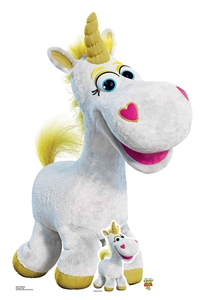 Star Cutouts Official Disney Buttercup Unicorn Toy Story 4 Lifesize Cardboard Cutout