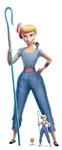 Star Cutouts Official Disney Bo Peep Blue Jeans Toy Story 4 Cardboard Standee