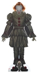 Star Cutouts Ltd SC1392 Pennywise The Dancing Clown Lifesize Cardboard Cutouts Perfect for Halloween, Horror and Movie Fans Height 192cm